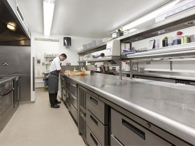 Stainless Steel Kitchen Equipment Manufacturers in Sharjah