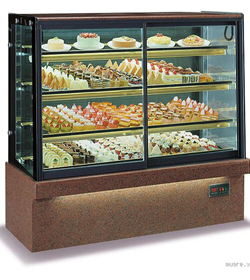 Chocolates and Cake Display Unit